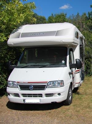 Caravanes & Camping-cars